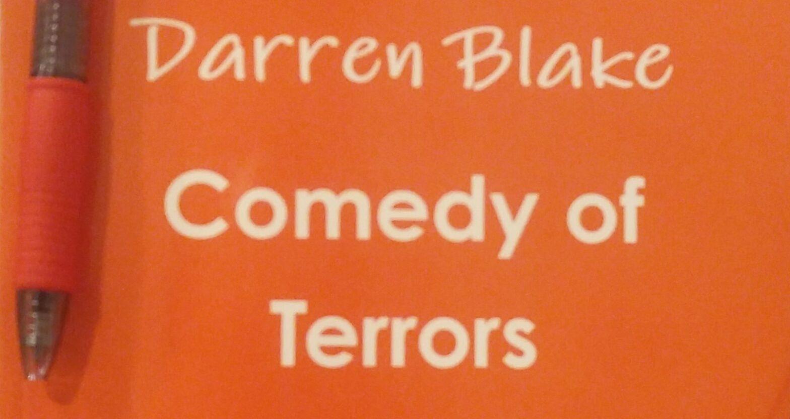 Orange Book aka Comedy of Terrors